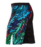 Ground Game Black Dragon Yokai Grappling Shorts